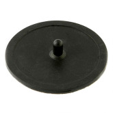 Rubber Back Flush Disk