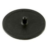 Rubber Back Flush Disk